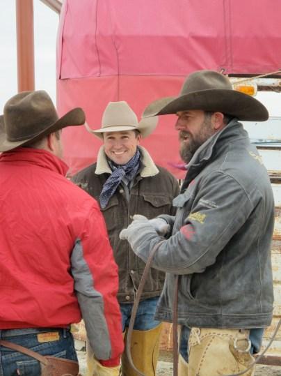 Cowboystalking