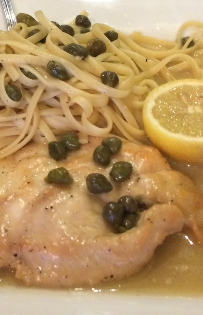 World's Best Chicken Piccata Recipe