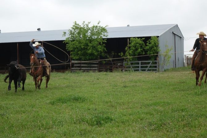 Buster Frierson & John C Brian – Extraordinary Cowboys