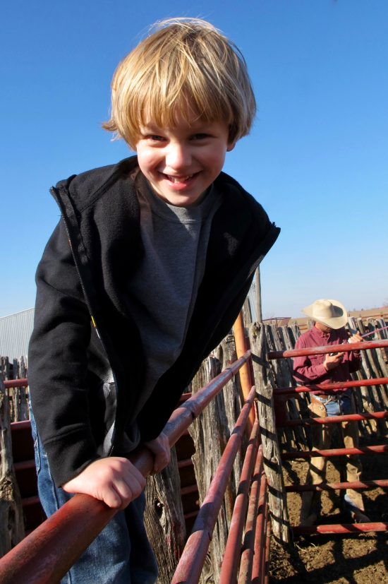Want To Catch A Kids AttentionAnd Hold It For Hours?Show Him A Cowboy!