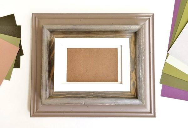 Succulent Nested Frames