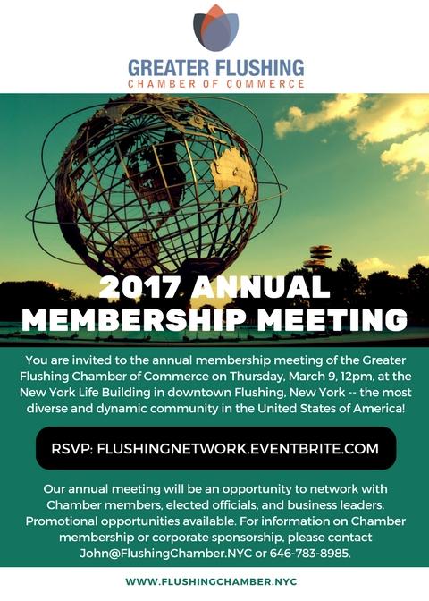 Membership Flyer 2017