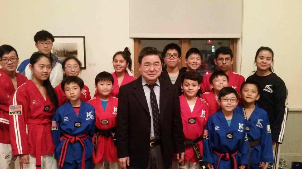 Korea taekwondo