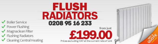 Flush Radiators