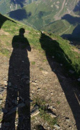 Wir zwei Schatten