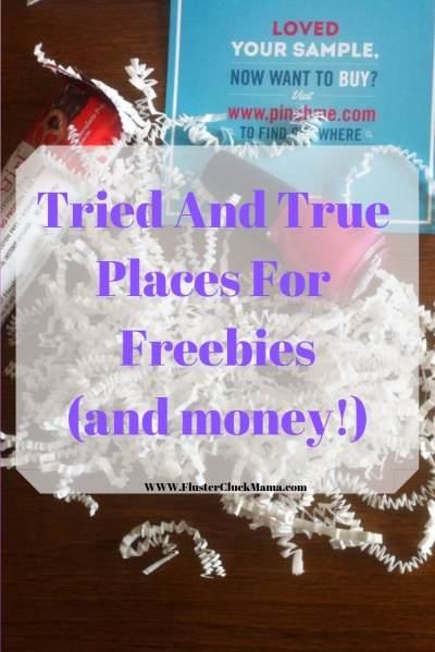 Fried And True Places For Freebies