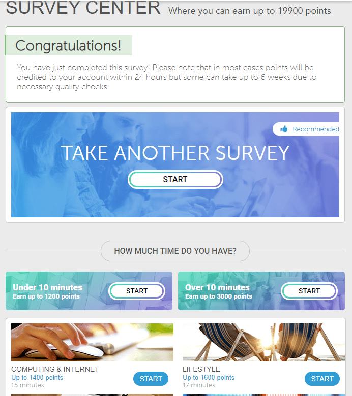 Toluna-Survey Site