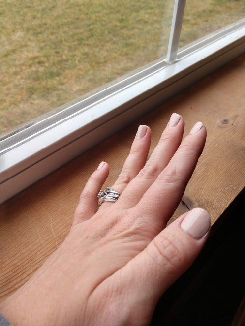 Low maintenance hand and nail care