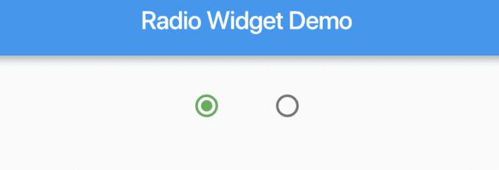 Radio-Button