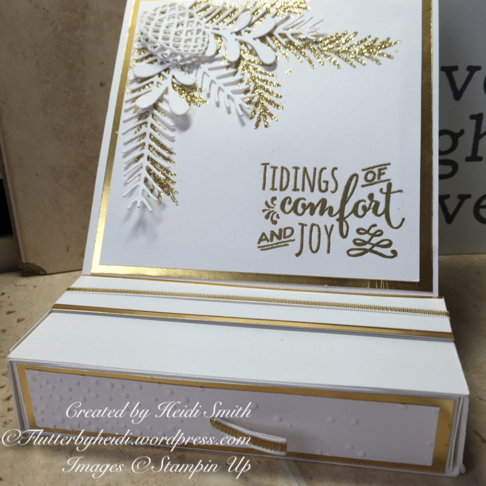 easel Box Card by Flutterbyheidi
