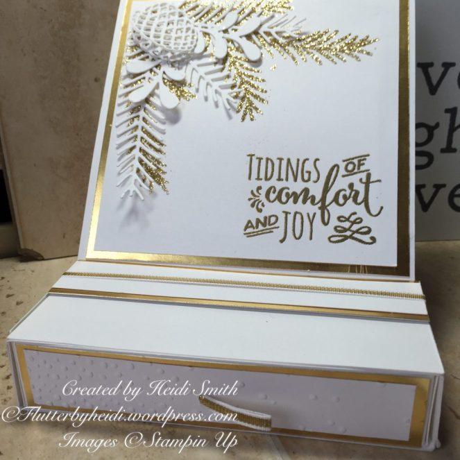 easel Box Card by Flutterbyheidi
