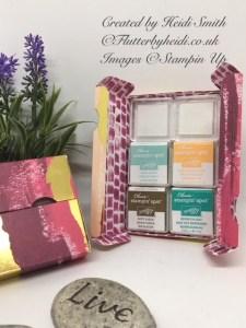 Stampin spots 6 spot storage by Flutterbyheidi