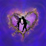 Kissing Fairies