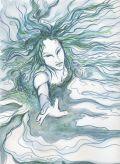 She Dwells in Dark Water