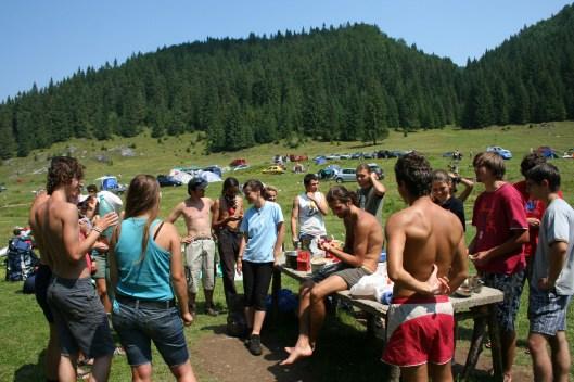 camping Muntii Apuseni