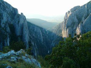 panorama Cheile Turzii