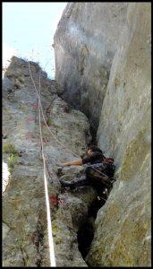 tehnica de alpinism