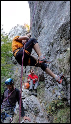 scoala de catarare si alpinism