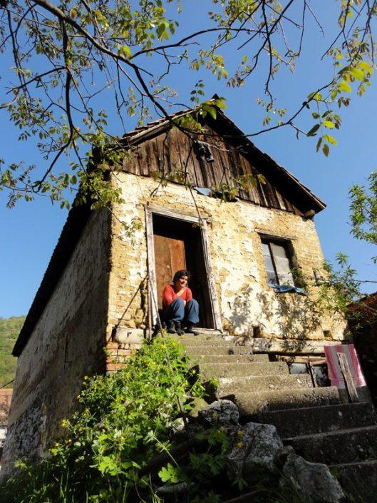 casa veche Baile Herculane