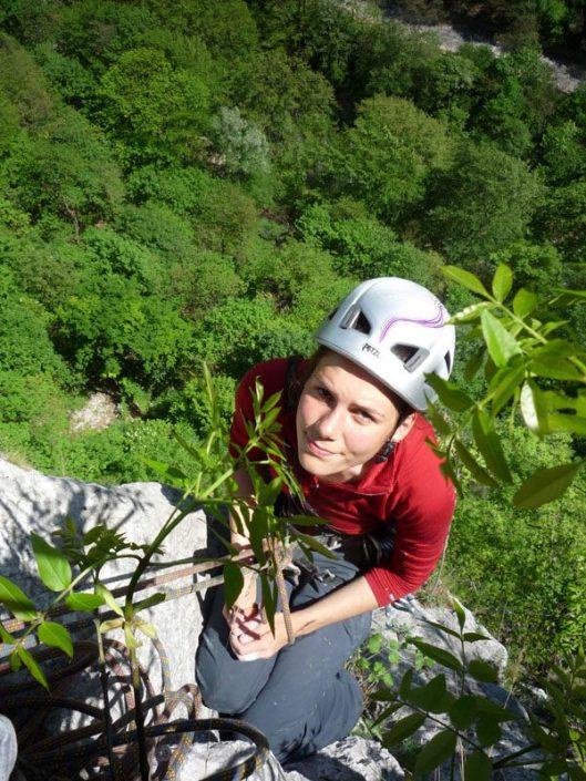 alpinism baile herculane, valea cernei