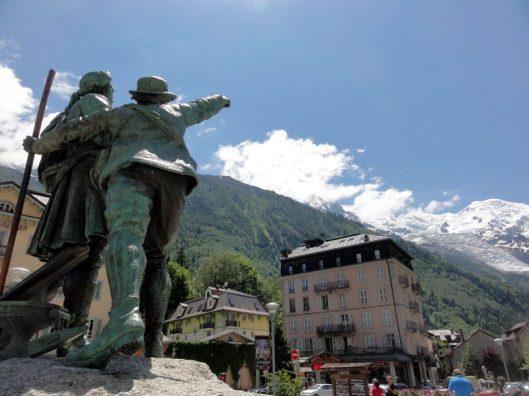 atractii turistice Chamonix, Mont Blanc