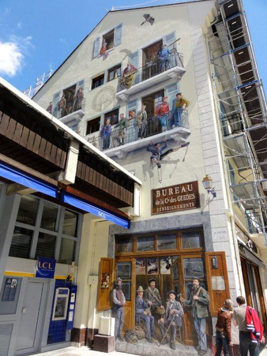 atractii turistice Chamonix