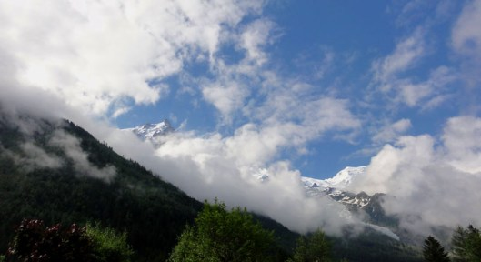 priveliste alpii francezi