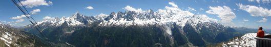 alpinism franta, chamonix