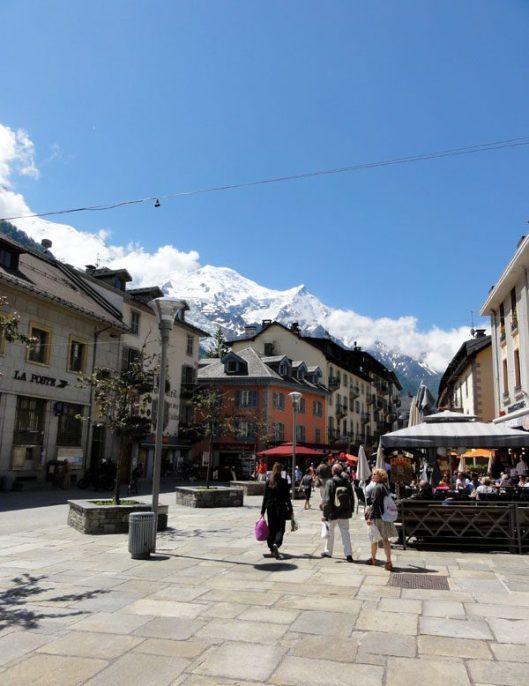 statiunea turistica de schi, Chamonix