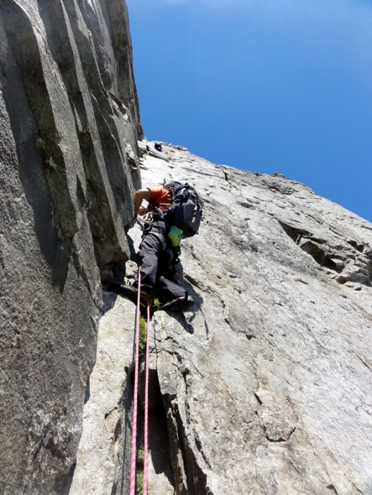 mihai sima alpinism chamonix, aiguilles rouges
