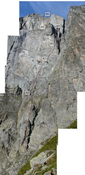 topo voie frison roche