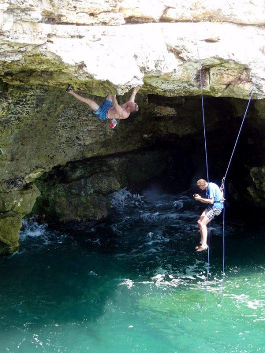 cățărare la mare în Bulgaria, Tylenovo