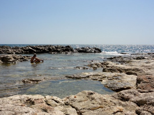 unde să faci plajă la deep water solo
