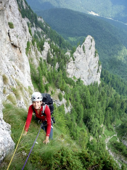 alpinism romania, bucegi