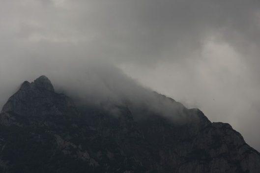 furtuna in muntii bucegi