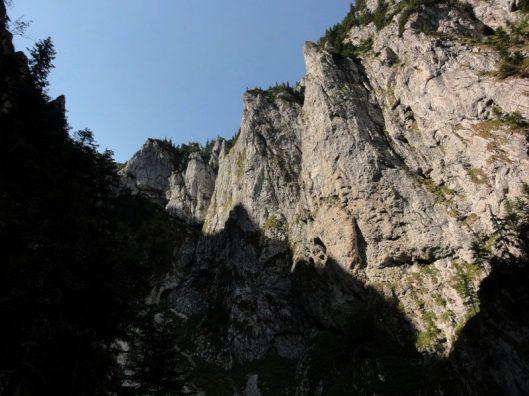Padina Inchisa_trasee alpinism