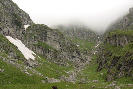 muntii Bucegi