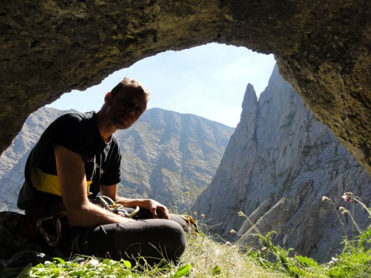 panorama bucegi, multipitch climbing Romania