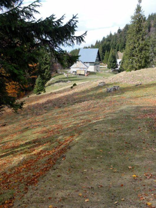 traseu turistic muntii bucegi