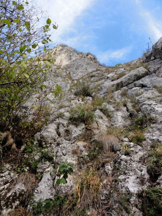 Memorial Tapir, alpinism in Postavarul