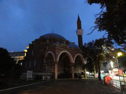 moschee otomana Sofia