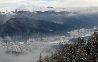 panorama busteni muntii baiului iarna