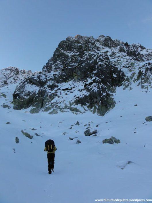 alpinism iarna bucura II