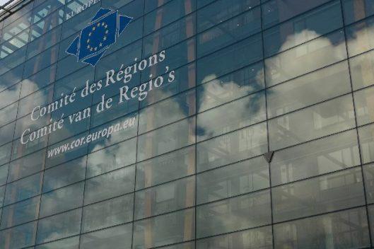 intern comitetul regiunilor bruxelles