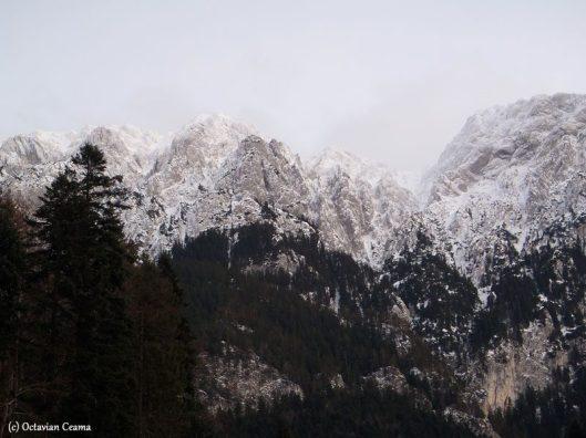 padina lui calinet iarna