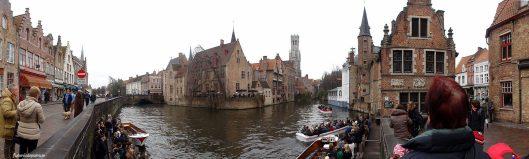 Bruges canals, Belgium Vienea