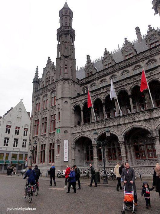 Muzeul Historium, turism interactiv Belgia
