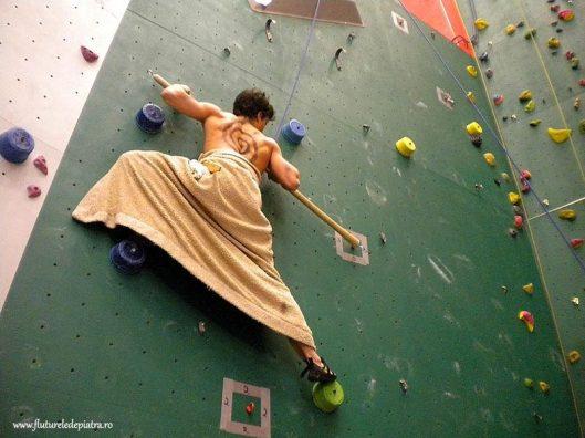 climbing gym competition Louvain La Neuve belgium
