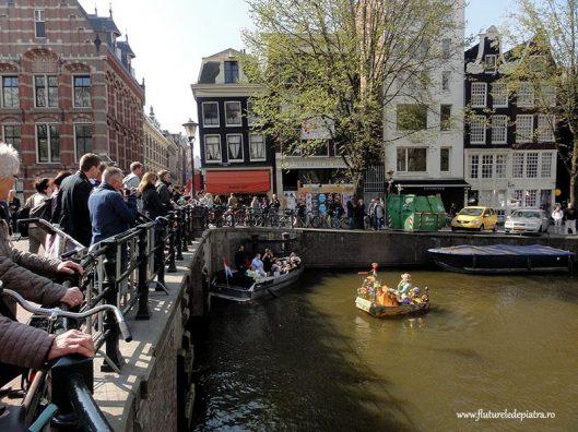 barca muzicala amsterdam