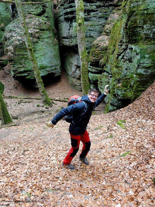 berdorf climbing sandstone